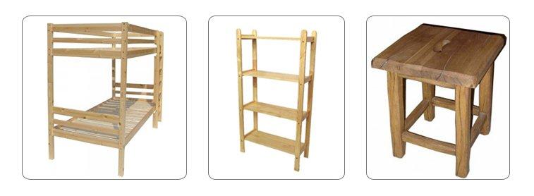 Мебель для бытовок и дачных хозблоков