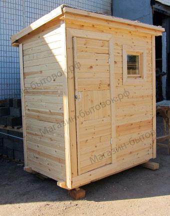 Душ-туалет 1,2х2